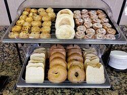 Pastries + Bread