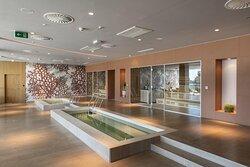 Spalato Spa - Plunge pools and saunas