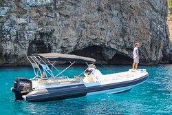 Tarpon 790 boat hire with licence in Port de Sóller