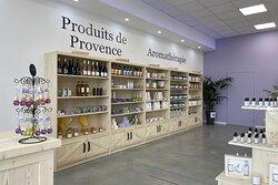 Nos produits de Provence et d'aromathérapie, local et de qualité
