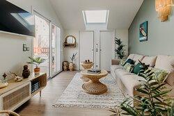 Suite Palmito - Espace séjour