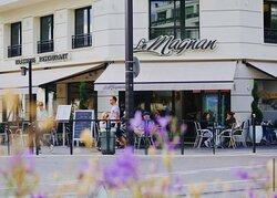 Brasserie le Magnan