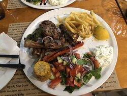 Very good meals