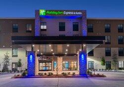 Holiday Inn Express & Suites Valencia - Santa Clarita Entrance