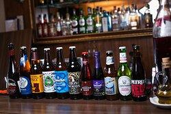Обновление ассортимента бутылочного пива