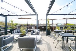 Bistro TWO's rooftop