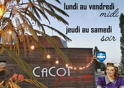 Restaurant CACOT Jeannette - RIOM
