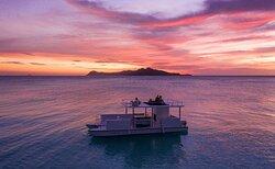 Amanpulo, Sunset Cruise