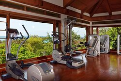 Amanpulo, Fitness Centre