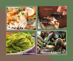 Italian Dinner … everyday fresh!