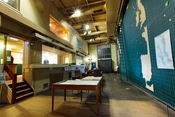 Western Approaches Museum - The Battle of the Atlantic Experience