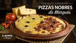 Pizzas Nobres