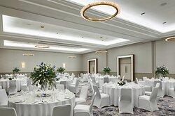 West India Ballroom - Social Set-Up