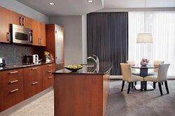 Trump Chicago Deluxe Suite Kitchen