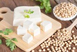 Tofu thai food
