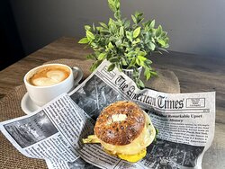 Try our delicious Bagels!
