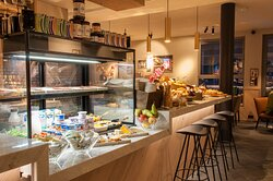QA's Kitchen | A wide breakfast selection