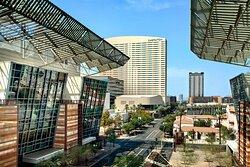 Exterior Convention Center View