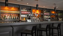 The Lobby Bar at Crowne Plaza Manchester Airport Hotel