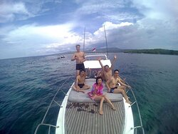#baliwahoo_nusadua_fishing best boat charter in bali #bestfishingboatinbali #bestboatinbali #bestboat bali wahoo is the best fishing boat in Bali