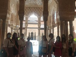 #Visita Privada Alhambra Junio 2021