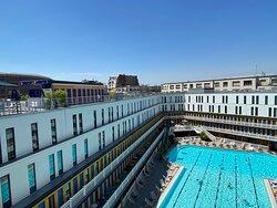 Best rooftop in Paris‼️
