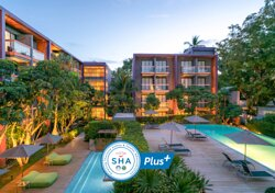 Holiday Inn Express Phuket Patong has been endorsed by the SHA Plus certificate.