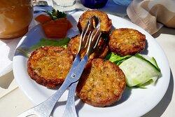 Köstliche Zucchini-Kroketten