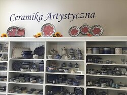 Out of the Blue Polish Pottery & Gifts
