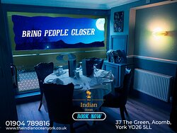Nothing brings people more closer than good food that lights up your mood. Book your table now and bring yourself here at the Indian Ocean❗