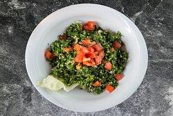 Maydanoz Salatasi (Tabbouleh)