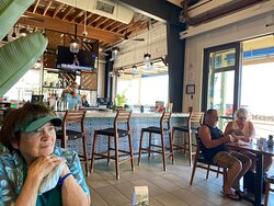 Nothing say Maui Like Tommy Bahamas Bar