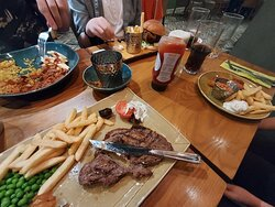 Father's Day family meal