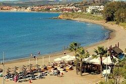 Good beach for children