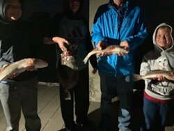 Offering nightime flounder gigging trips from March 1 to December 1