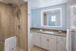 Two-Bedroom Sunset Suite - Master Bathroom