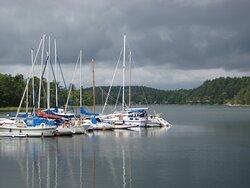 Gustavsbergs hamn