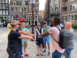 Oranje Umbrella Walking Tours