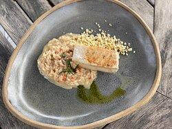 Peixe grelhado é uma excelente opção no Âncoras.