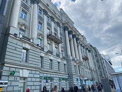 Доходный дом Е. И. Чепелевской