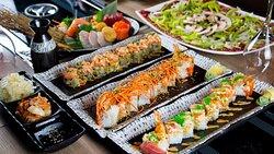 Sushi spécial