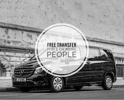 Free Transfer for 5 or more people to Nono Ban and back