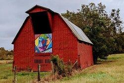 Crazy Quilt near Huntsville, AL