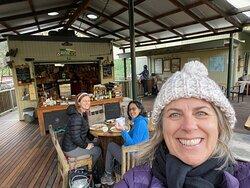 6 foot Eco lodge halfway stop