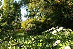 Jardins des Martels - Allées engazonnées
