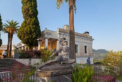 Achelleion Palace Corfu