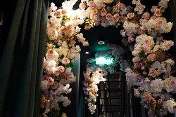 Interior Floral Decor