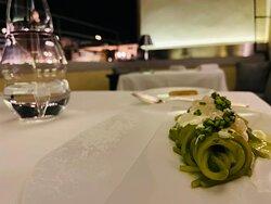 Livello culinario eccellente, location indimenticabile.