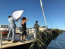 nautical photo shoots are an option