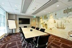 Scandic Segevang meeting room
